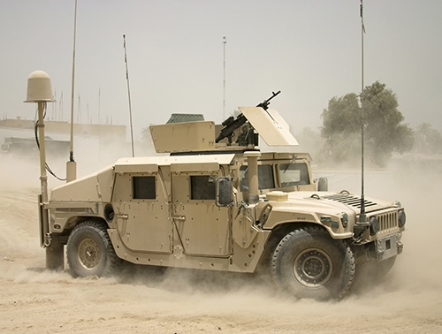 Electronic-Warfare-Truck