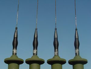 ARA Military Communication antennas