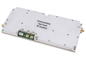 Communications High Power RF Amplifier