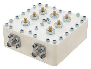 Corry Micronics Plastic RF Filter