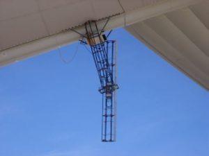 HTA-Aerostat high-gain cellular antenna