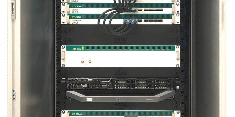 IZT C5040 Satellite Channel Emulator