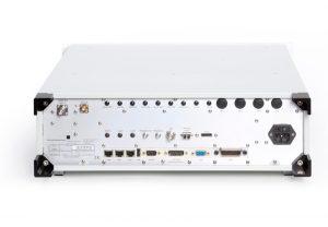 IZT R4000 spectrum receiver back view