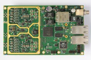 MAC MON4000 spectrum receiver